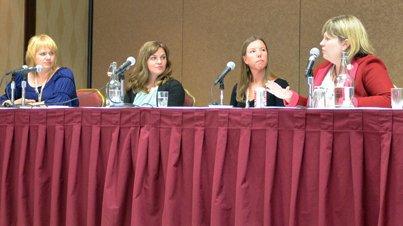 Liv Lane - panelist for women's events