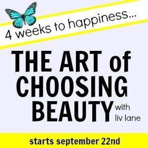 the art of choosing beauty ecourse