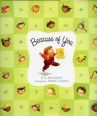 Because of You children's book - empowering and life-affirming